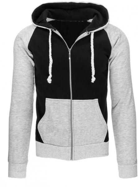 Vyriškas džemperis Wilson (Juodas/Pilkas) Paveikslėlis 1 iš 7 310820030724