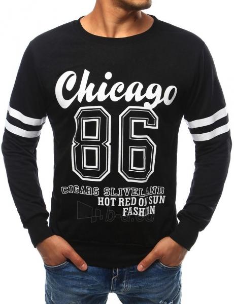 Vyriškas džemperis Windsor (Juodas) Paveikslėlis 1 iš 4 310820031975