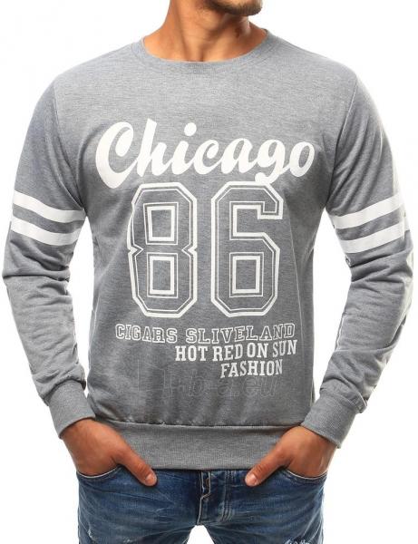 Vyriškas džemperis Windsor (Pilkas) Paveikslėlis 1 iš 4 310820031976