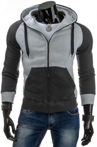 Vyriškas džemperis Winifred (Grafitas/Pilkas) Paveikslėlis 1 iš 6 310820030725