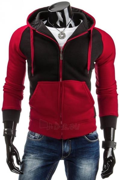 Vyriškas džemperis Winifred (Raudonas/Juodas) Paveikslėlis 1 iš 6 310820043434