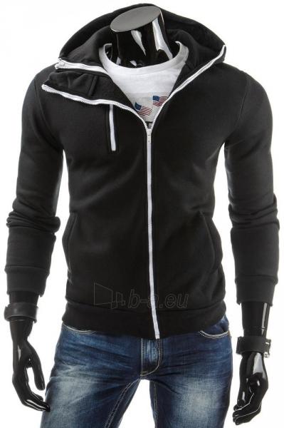 Vyriškas džemperis Yancy (Juodas) Paveikslėlis 1 iš 6 310820043431
