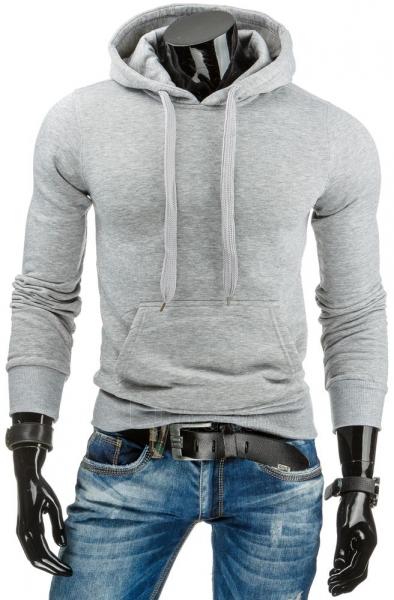 Vyriškas džemperis Zack (Pilkas) Paveikslėlis 1 iš 6 310820030721