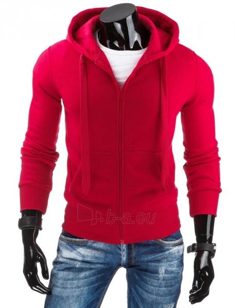 Vyriškas džemperis Zak (Raudonas) Paveikslėlis 1 iš 6 310820035170