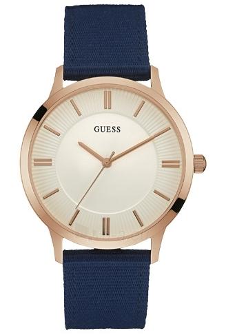 Vyriškas GUESS laikrodis W0795G1 Paveikslėlis 1 iš 1 310820036097