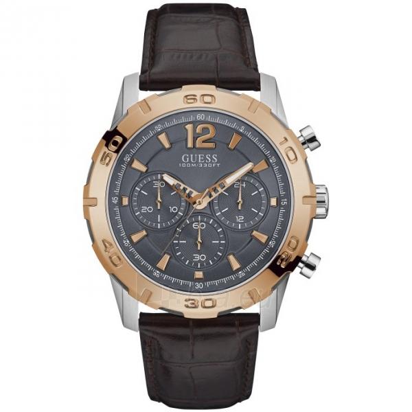 Vyriškas GUESS laikrodis W0864G1 Paveikslėlis 1 iš 1 310820039887