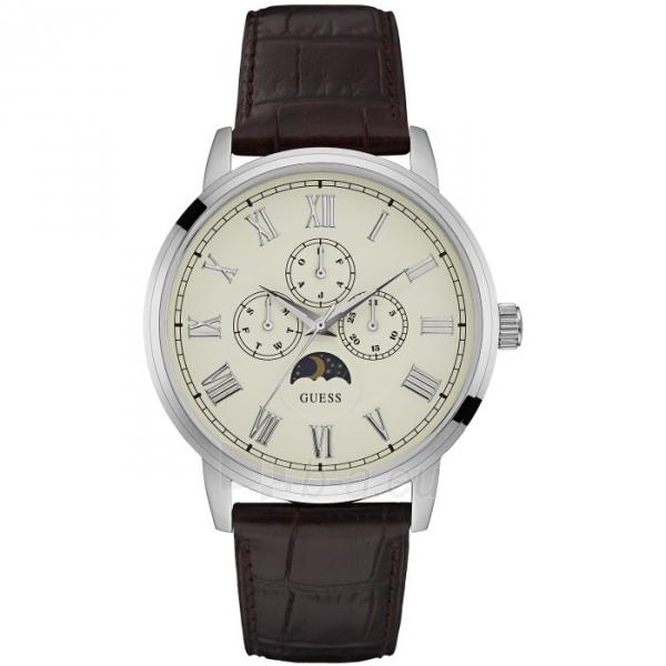 Vyriškas GUESS laikrodis W0870G1 Paveikslėlis 1 iš 1 310820039888