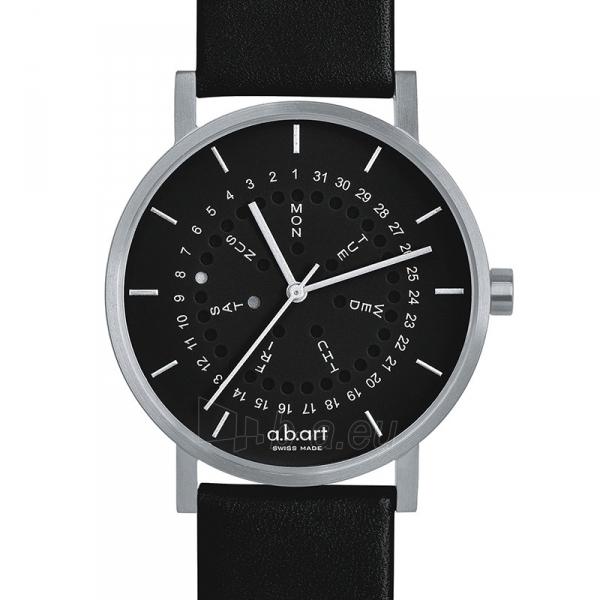 Vyriškas laikrodis a.b.art O502 Paveikslėlis 1 iš 1 30069606669