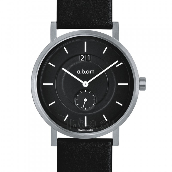 Male laikrodis a.b.art O602 Paveikslėlis 1 iš 1 30069606671