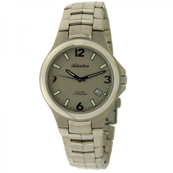 Vīriešu pulkstenis Adriatica A1068.4157Q Paveikslėlis 1 iš 1 30069609217