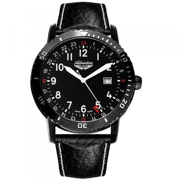 Vyriškas laikrodis Adriatica A1088.B224Q Paveikslėlis 1 iš 1 30069609219