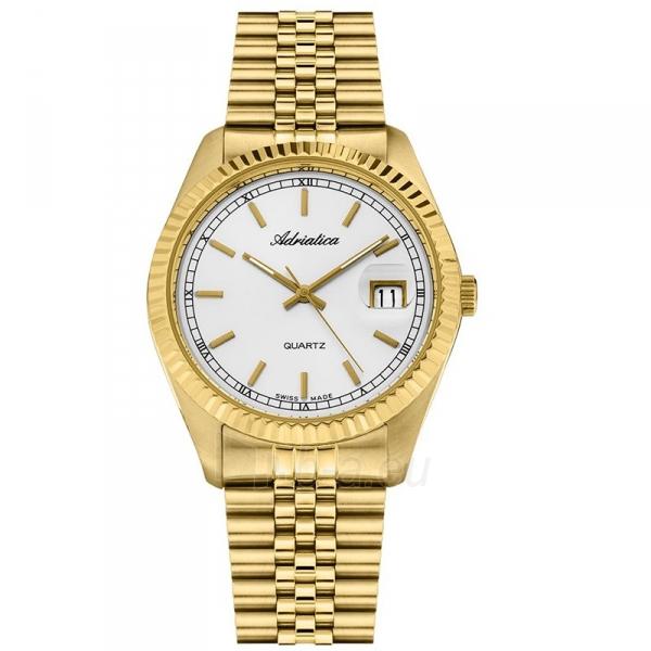 Vīriešu pulkstenis Adriatica A1090.1113Q Paveikslėlis 1 iš 1 30069609220