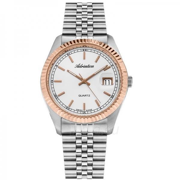 Male laikrodis Adriatica A1090.R113Q Paveikslėlis 1 iš 1 30069609221