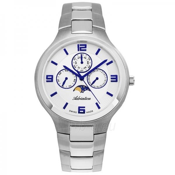 Vīriešu pulkstenis Adriatica A1109.51B3QF Paveikslėlis 1 iš 1 30069609224
