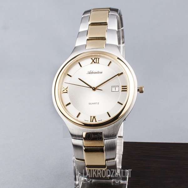 Vyriškas laikrodis Adriatica A1114.2163Q Paveikslėlis 6 iš 6 30069609225