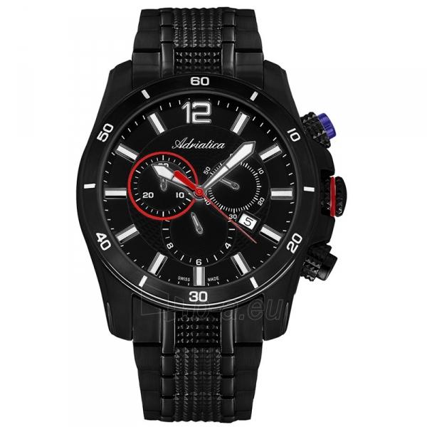 Vīriešu pulkstenis Adriatica A1143.B154CH Paveikslėlis 1 iš 1 30069609229