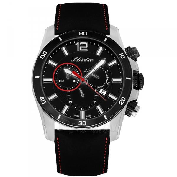 Vīriešu pulkstenis Adriatica A1143.Y254CH Paveikslėlis 1 iš 1 30069609233