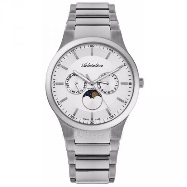 Vyriškas laikrodis Adriatica A1145.4113QF Paveikslėlis 1 iš 1 310820172792