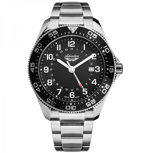 Vīriešu pulkstenis Adriatica A1147.5124Q Paveikslėlis 1 iš 1 30069609234