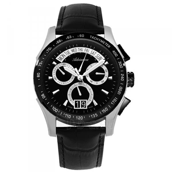 Male laikrodis Adriatica A1160.Y214CHC Paveikslėlis 1 iš 1 30069609235