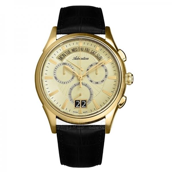 Vīriešu pulkstenis Adriatica A1193.1211CH Paveikslėlis 1 iš 1 30069609239