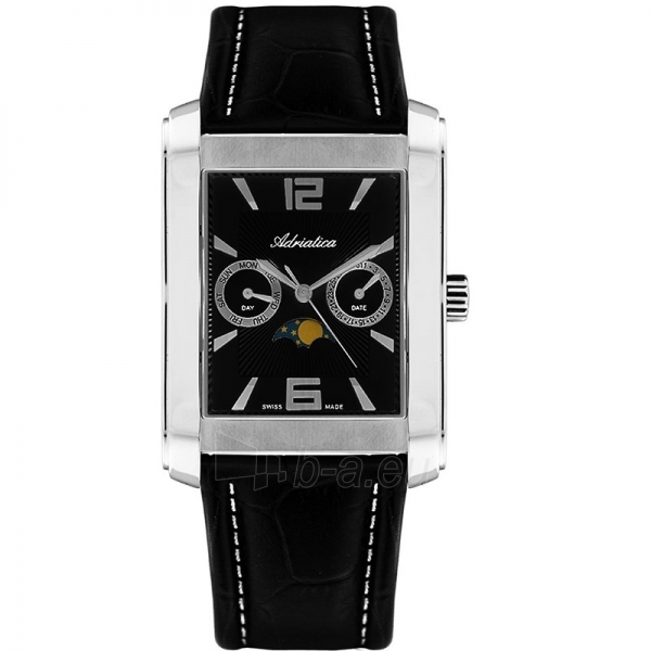 Vīriešu pulkstenis Adriatica A1232.5256QF Paveikslėlis 1 iš 1 30069609244