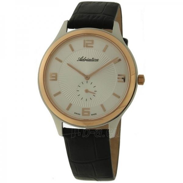 Male laikrodis Adriatica A1240.R253Q Paveikslėlis 1 iš 1 30069609245