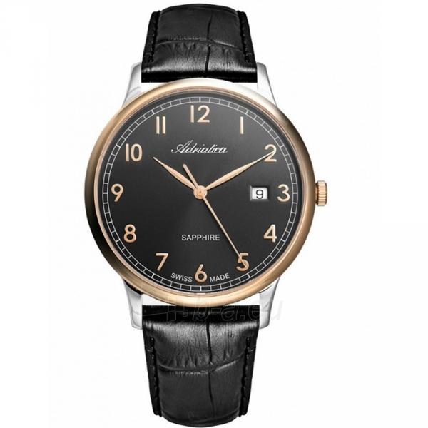 Vyriškas laikrodis Adriatica A1280.R226Q Paveikslėlis 1 iš 1 310820174791