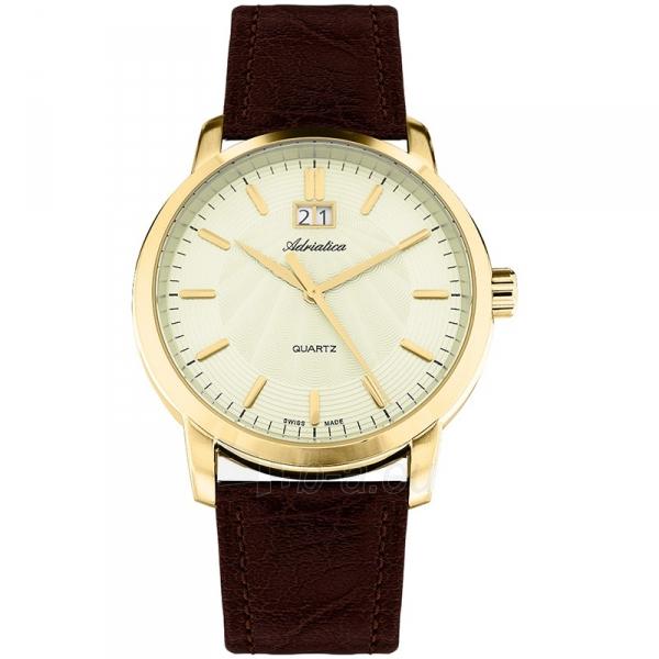 Vyriškas laikrodis Adriatica A8161.1211Q Paveikslėlis 1 iš 1 30069609257