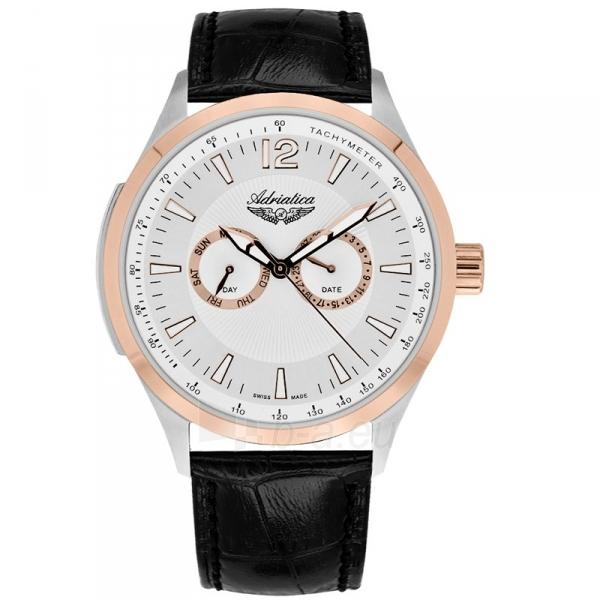 Vīriešu pulkstenis Adriatica A8189.R253QF Paveikslėlis 1 iš 1 30069609260