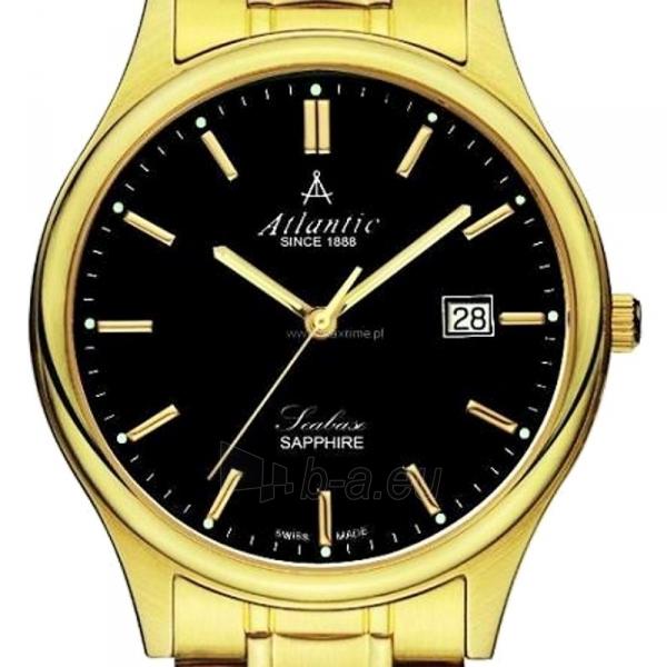 Vyriškas laikrodis ATLANTIC Seabase 60347.45.61 Paveikslėlis 4 iš 4 310820140173