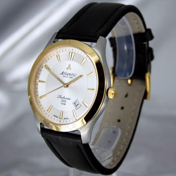 Vīriešu pulkstenis ATLANTIC Seahunter 30 71360.43.21G Paveikslėlis 1 iš 8 30069610795