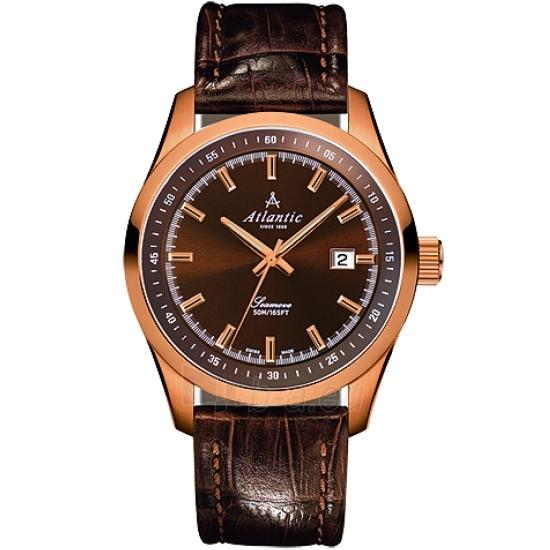 Male laikrodis ATLANTIC Seamove Quartz 65351.44.81 Paveikslėlis 1 iš 2 30069610797