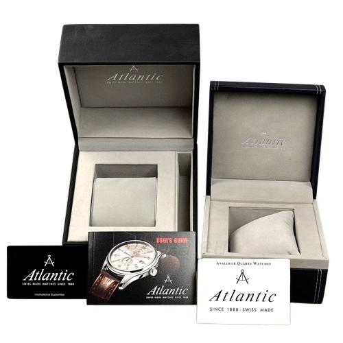 Male laikrodis ATLANTIC Seashore 72360.45.65 Paveikslėlis 2 iš 2 30069610802