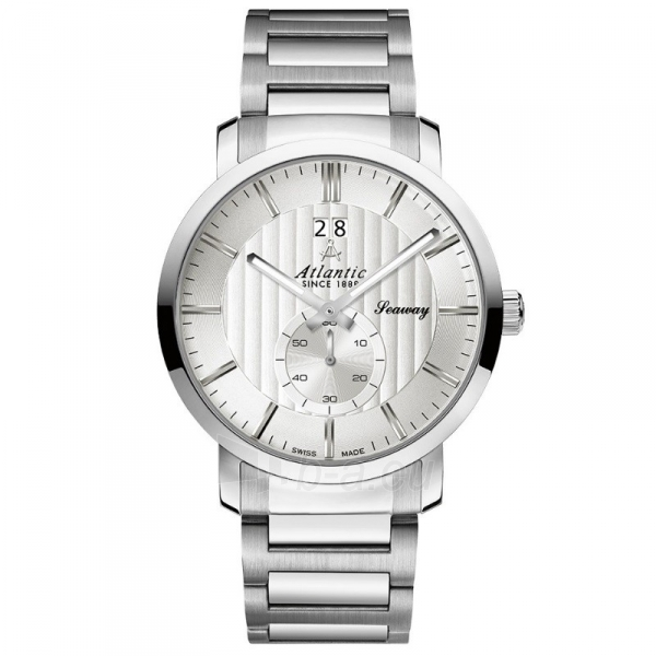 Vyriškas laikrodis ATLANTIC Seaway 63365.41.21 Paveikslėlis 1 iš 4 310820185043