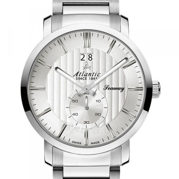 Vyriškas laikrodis ATLANTIC Seaway 63365.41.21 Paveikslėlis 2 iš 4 310820185043