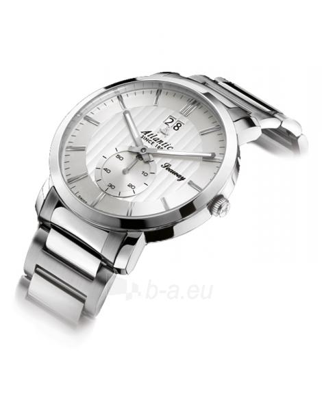 Vyriškas laikrodis ATLANTIC Seaway 63365.41.21 Paveikslėlis 3 iš 4 310820185043