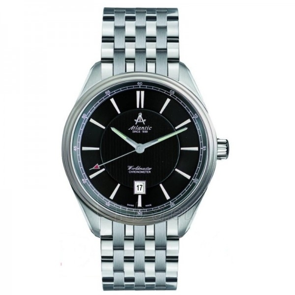 Men's watch ATLANTIC Worldmaster COSC Chronometer Certified 53756.41.61 Paveikslėlis 2 iš 9 30069605675