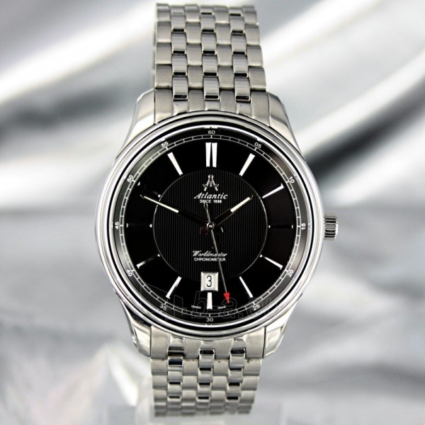 Men's watch ATLANTIC Worldmaster COSC Chronometer Certified 53756.41.61 Paveikslėlis 5 iš 9 30069605675