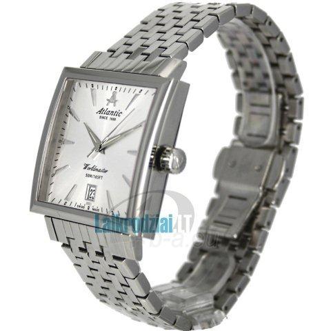 Men's watch ATLANTIC Worldmaster Square 54355.41.21 Paveikslėlis 1 iš 7 30069605676