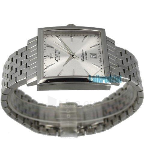 Vīriešu pulkstenis ATLANTIC Worldmaster Square 54355.41.21 Paveikslėlis 4 iš 7 30069605676
