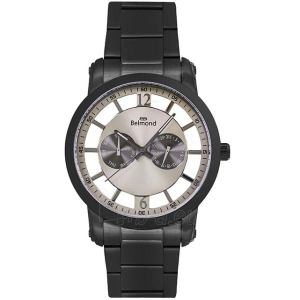 Vyriškas laikrodis BELMOND HERO HRG559.070 Paveikslėlis 2 iš 2 310820106694