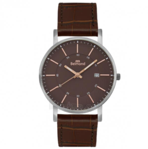 Vyriškas laikrodis BELMOND KING KNG427.342 Paveikslėlis 1 iš 1 310820106641