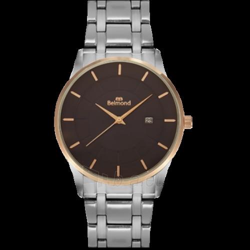 Vyriškas laikrodis BELMOND KING KNG470.540 Paveikslėlis 2 iš 2 310820106642