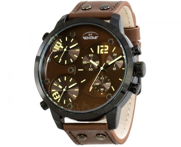 Vyriškas laikrodis Bentime 018-PT11386A Paveikslėlis 1 iš 1 30069610354