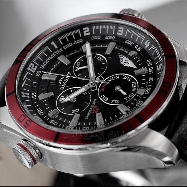 Men's watch BISSET Aias BSCC54TIBR05AX Paveikslėlis 2 iš 2 30069605677
