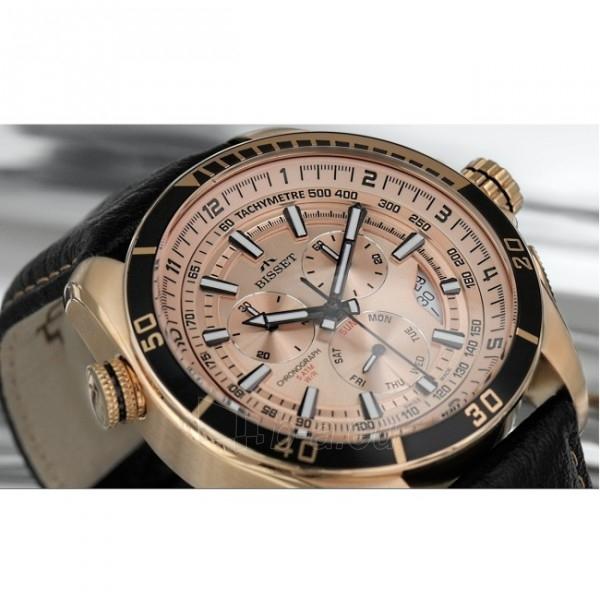 Vyriškas laikrodis BISSET Aias II BSCC54RIRX05AX Paveikslėlis 1 iš 1 30069605678