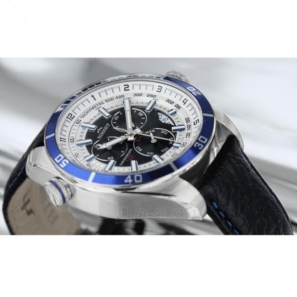 Vīriešu pulkstenis BISSET Aias II BSCC54SIBD05AX Paveikslėlis 1 iš 2 30069605679