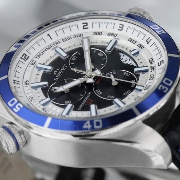 Vīriešu pulkstenis BISSET Aias II BSCC54SIBD05AX Paveikslėlis 2 iš 2 30069605679