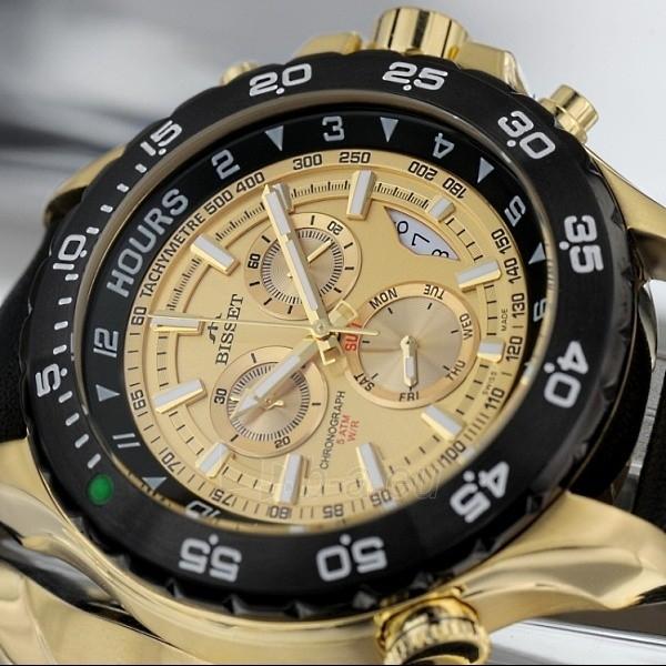 Vīriešu pulkstenis BISSET Aias III BSCC03TIGB05AX Paveikslėlis 2 iš 2 30069609267
